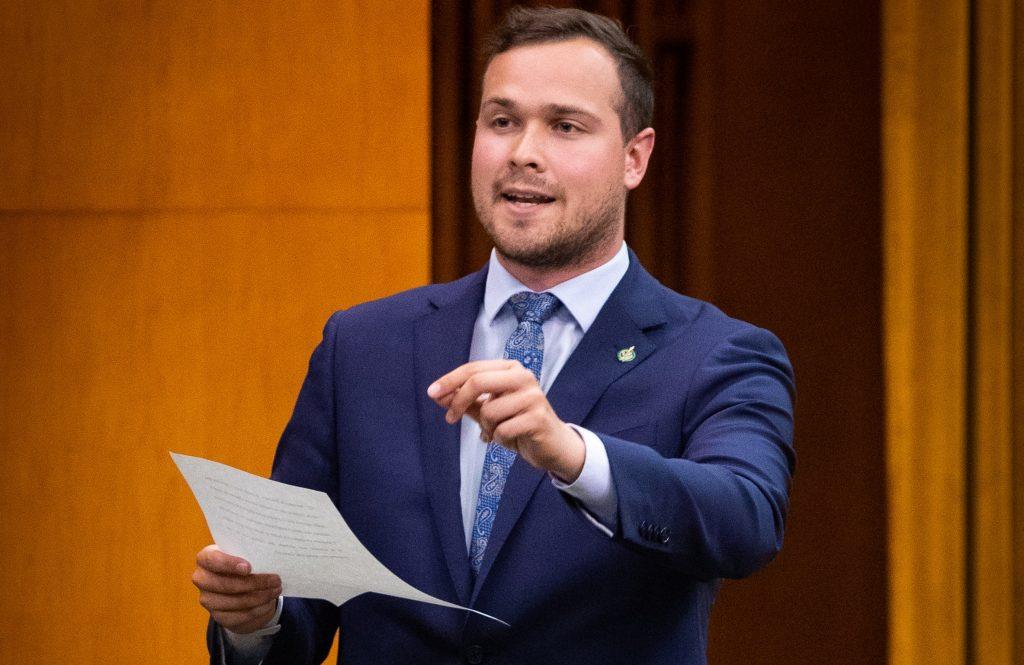 Le Bloc menace de voter contre le discours du Trône
