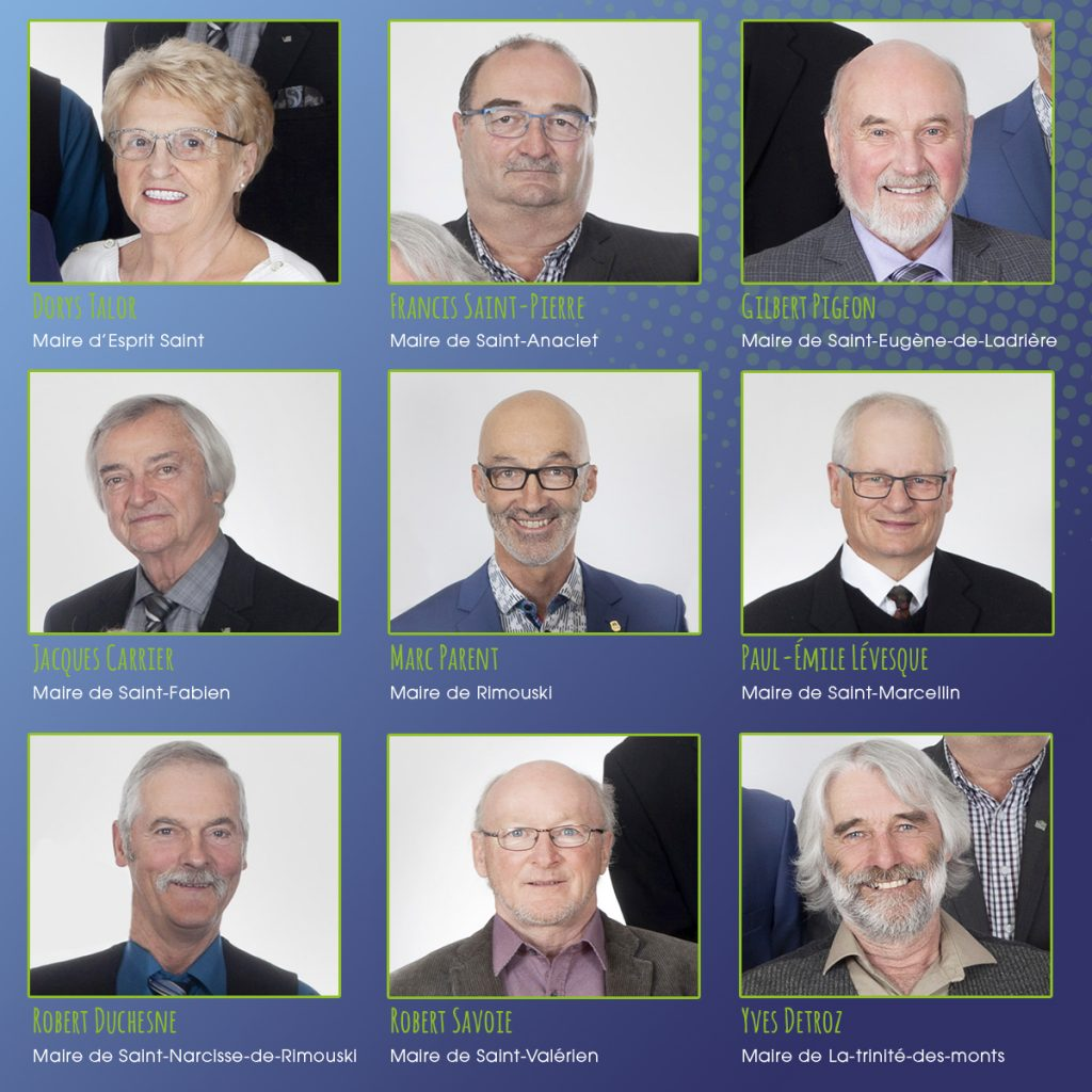 Les élus de Rimouski-Neigette travaillent pour garder les jeunes