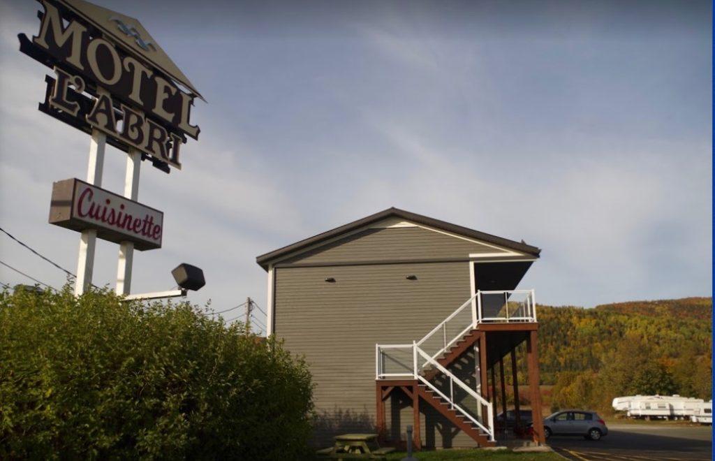 Un incendie endommage le motel L'Abri de Carleton