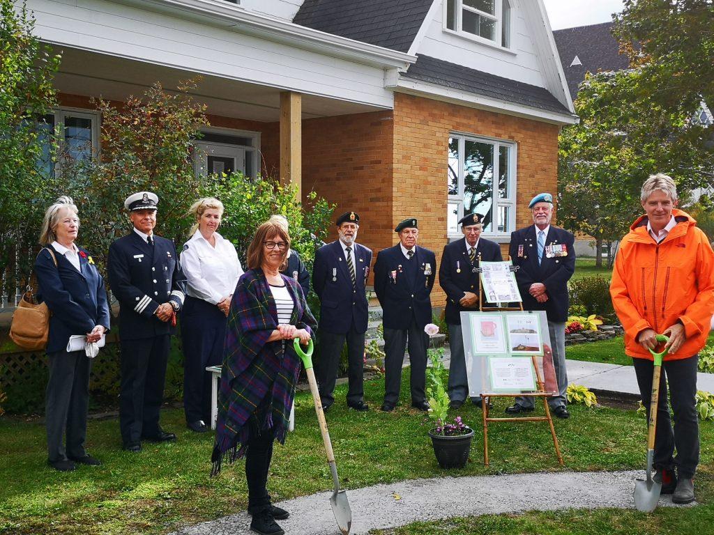 Un monument bientôt érigé à Métis-sur-Mer pour honorer les anciens combattants