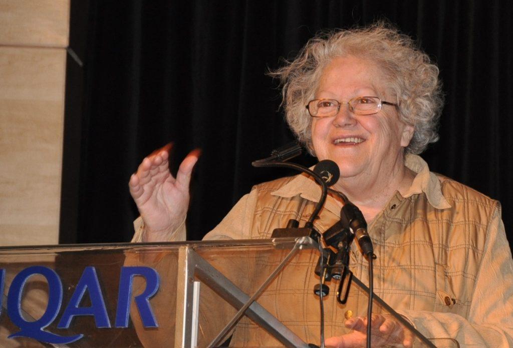 La Maison Marie-Élisabeth souligne la contribution de Suzanne Tremblay
