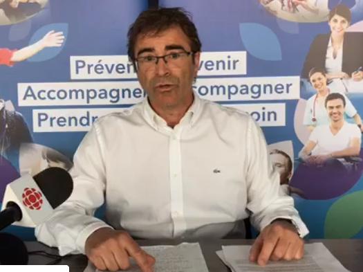 La Santé publique du Bas-Saint-Laurent estime que la situation demeure inquiétante