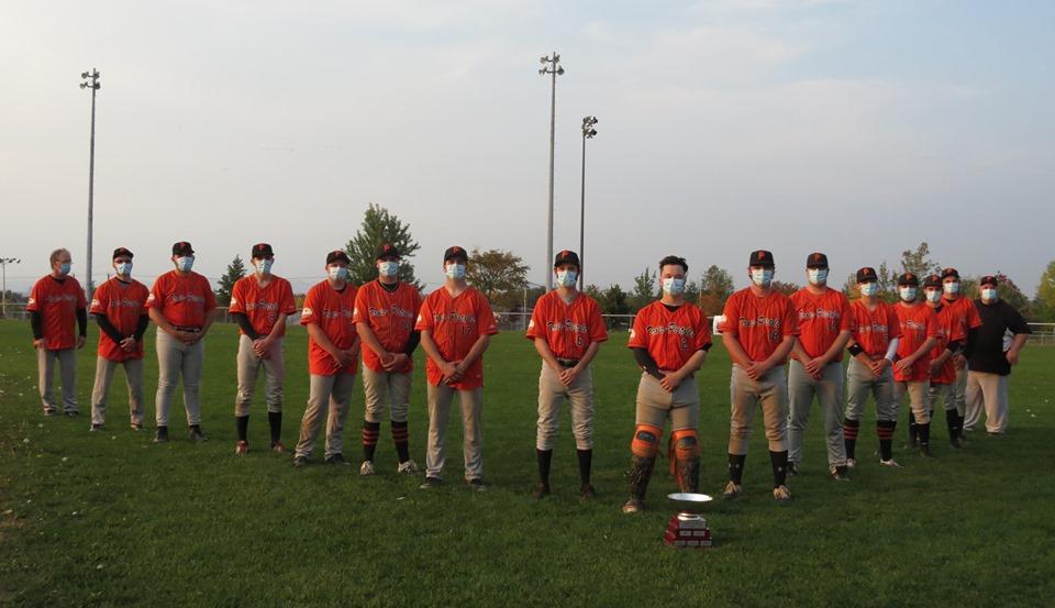 Un 4e championnat en six ans pour Trois-Pistoles au baseball junior BB