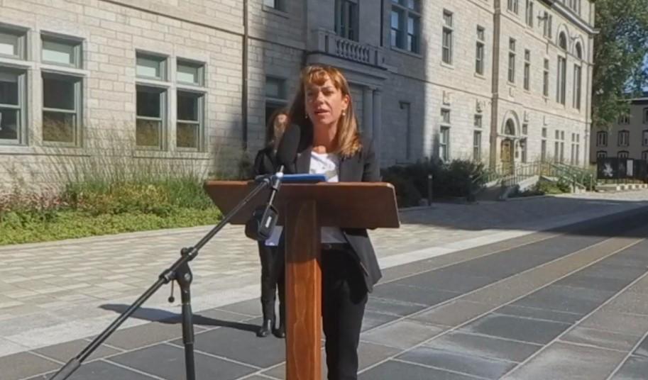 Dossier Virginie Proulx : une motion déposée à l'Assemblée nationale