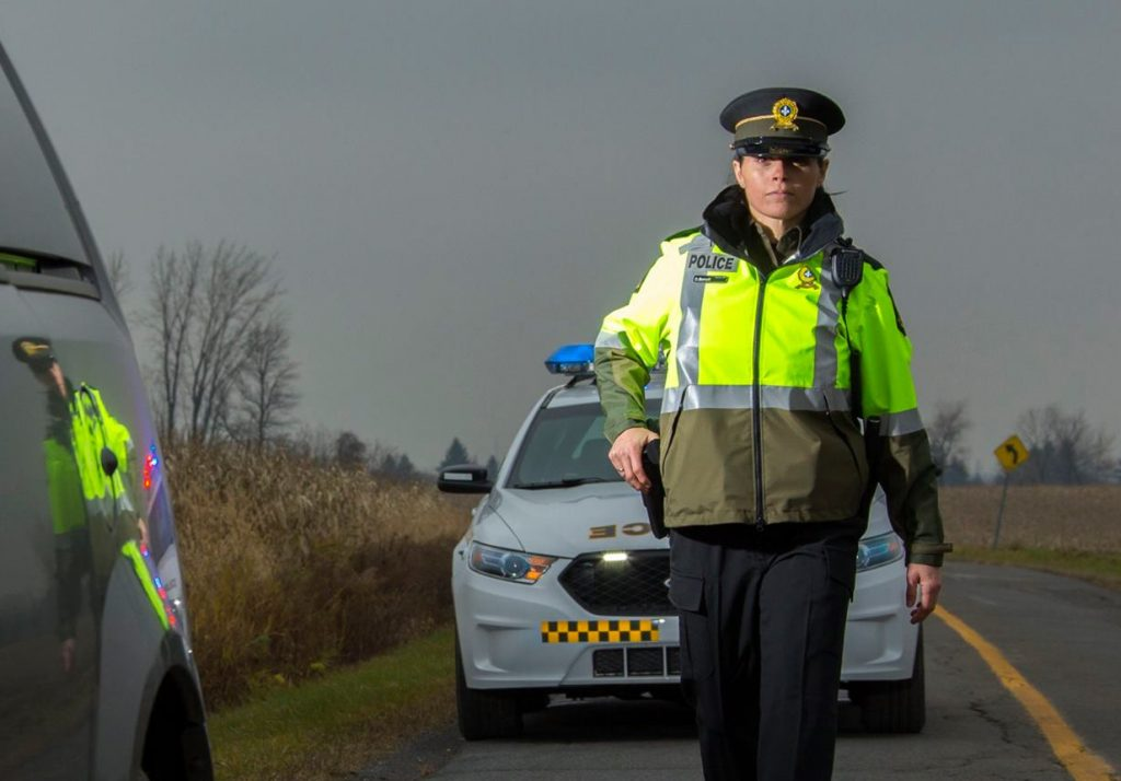 La Sûreté du Québec confirme qu'elle sera aux aguets pendant la relâche
