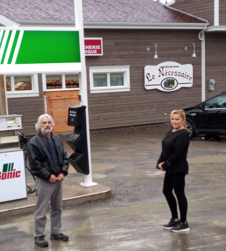 Trinité-des-Monts retrouve son épicerie et sa station-service