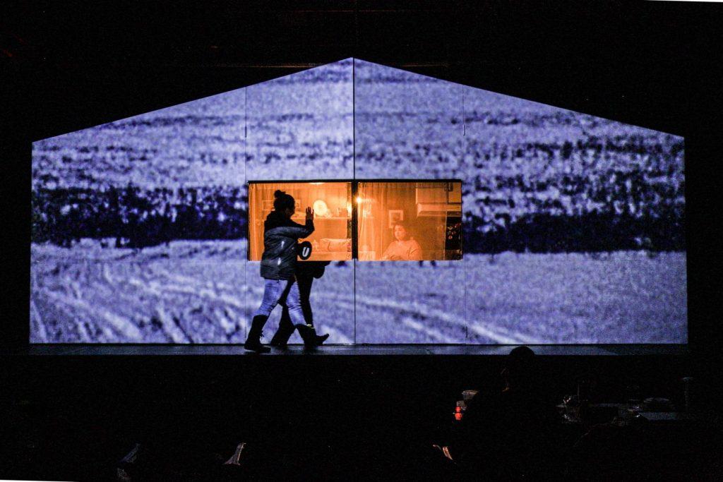 Le Théâtre du Bic propose deux nouveaux spectacles