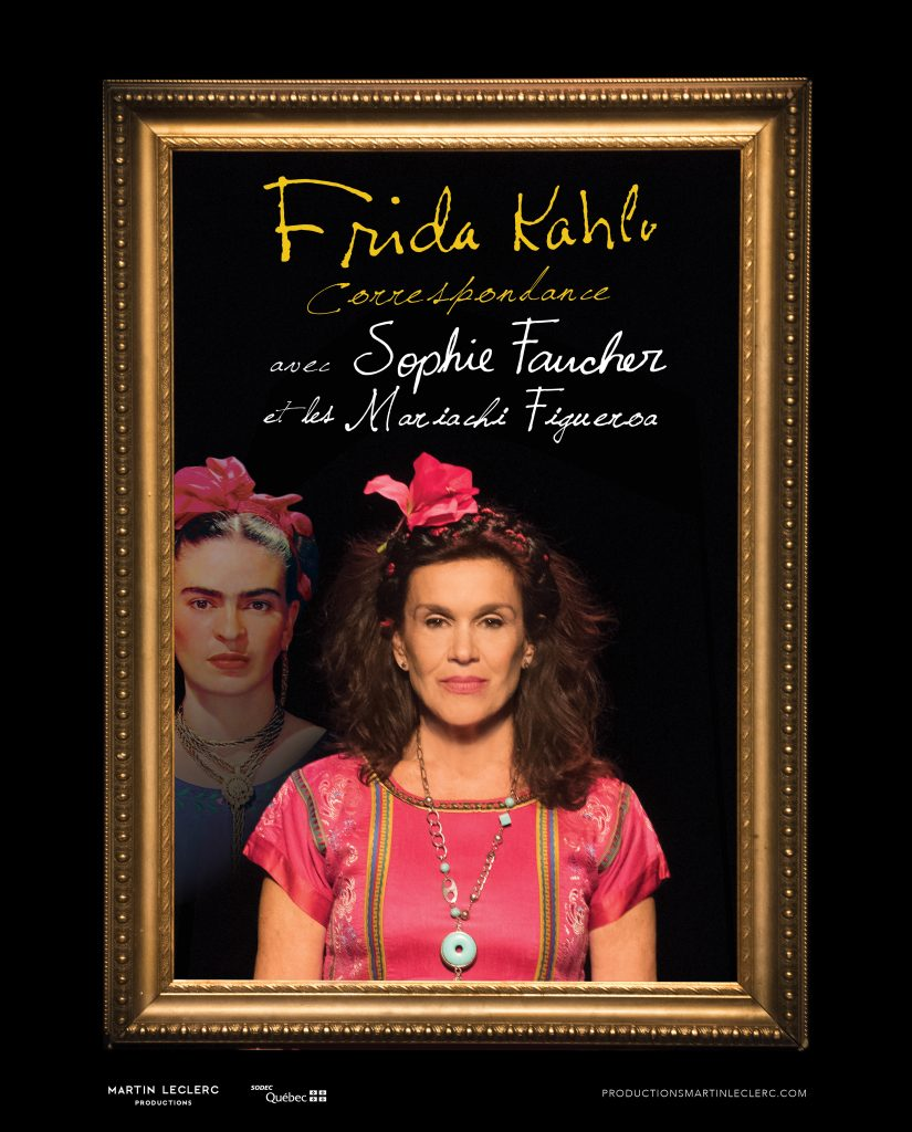 Spect'Art propose- Frida Kahlo correspondance