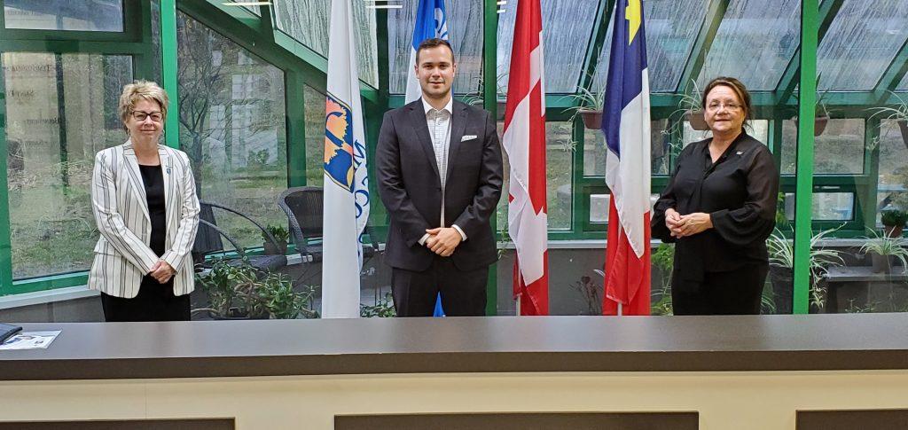 Opération Résistance pour le bureau de Service Canada