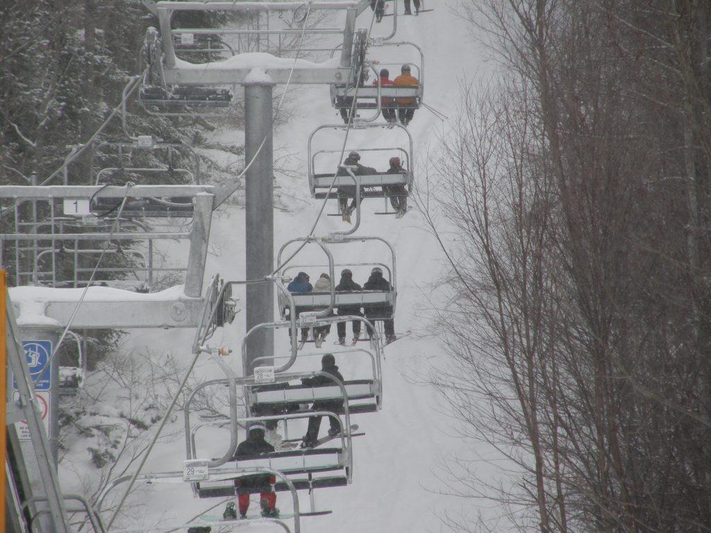 Une saison de ski «presque normale»