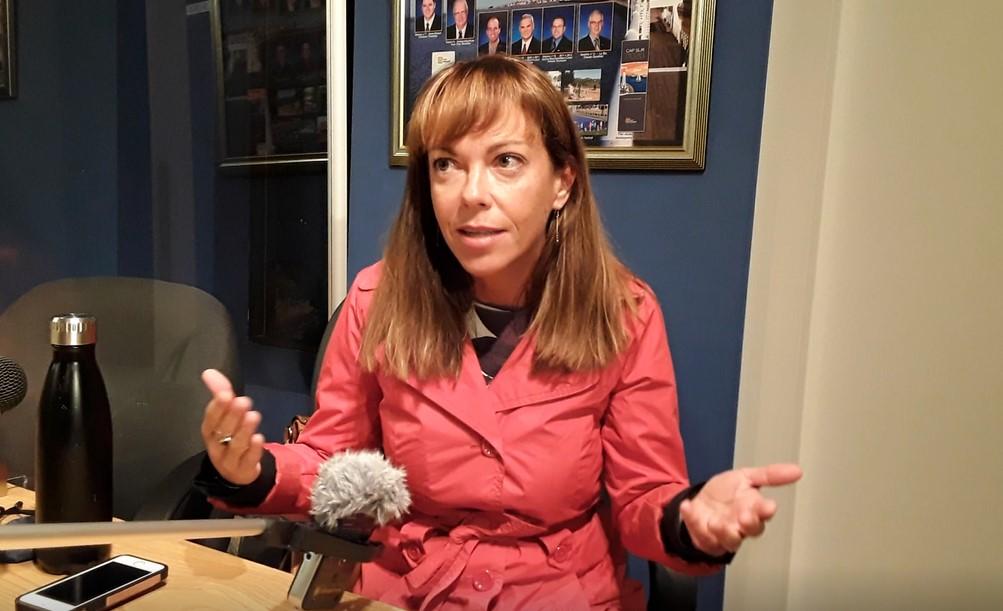 Virginie Proulx exclue des discussions sur le budget