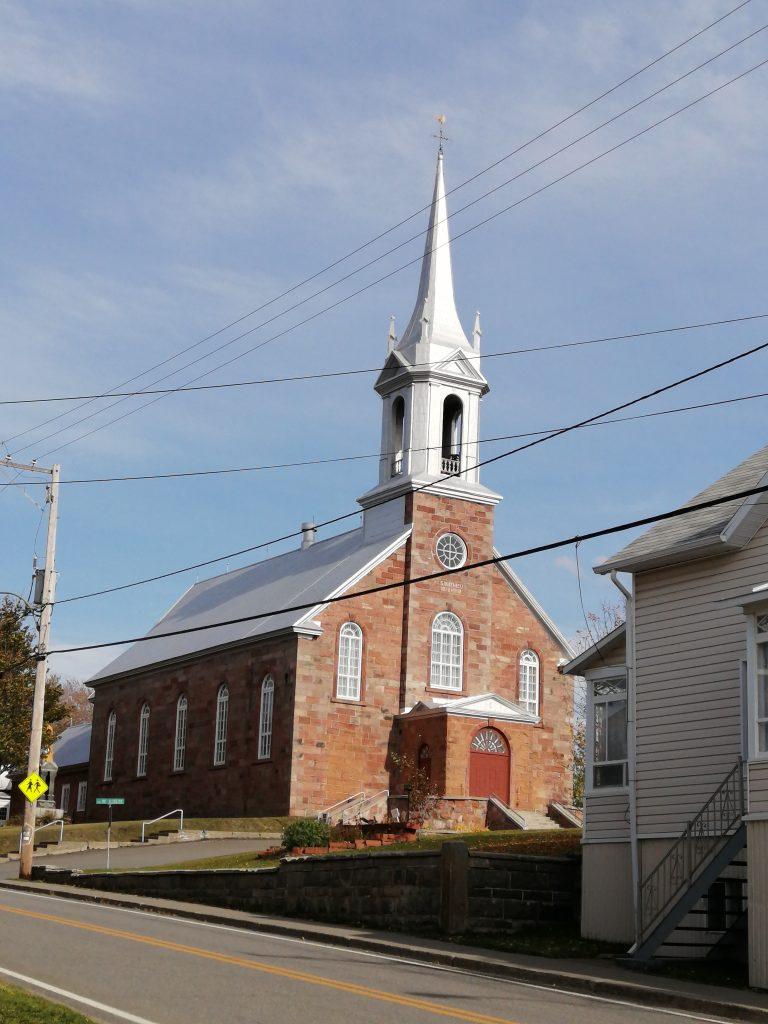 Opération de sauvegarde des églises rurales