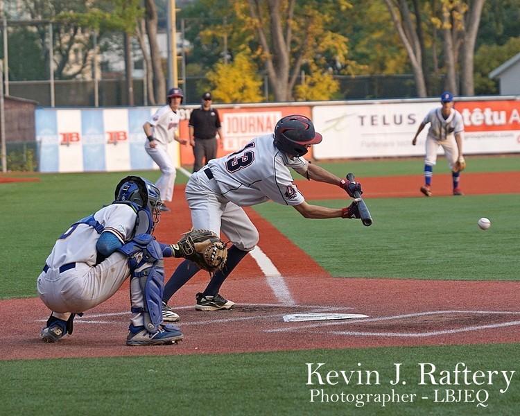 Baseball junior élite : Rivière-du-Loup présente son dossier