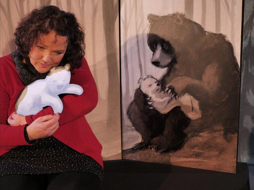Un spectacle pour les petits au Théâtre du Bic