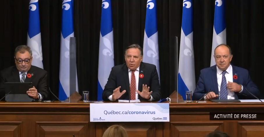 « Un grand coup nécessaire » selon Québec
