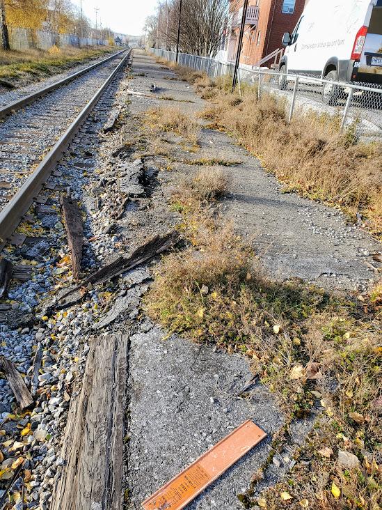 Gare de Rimouski : la Ville veut en faire davantage
