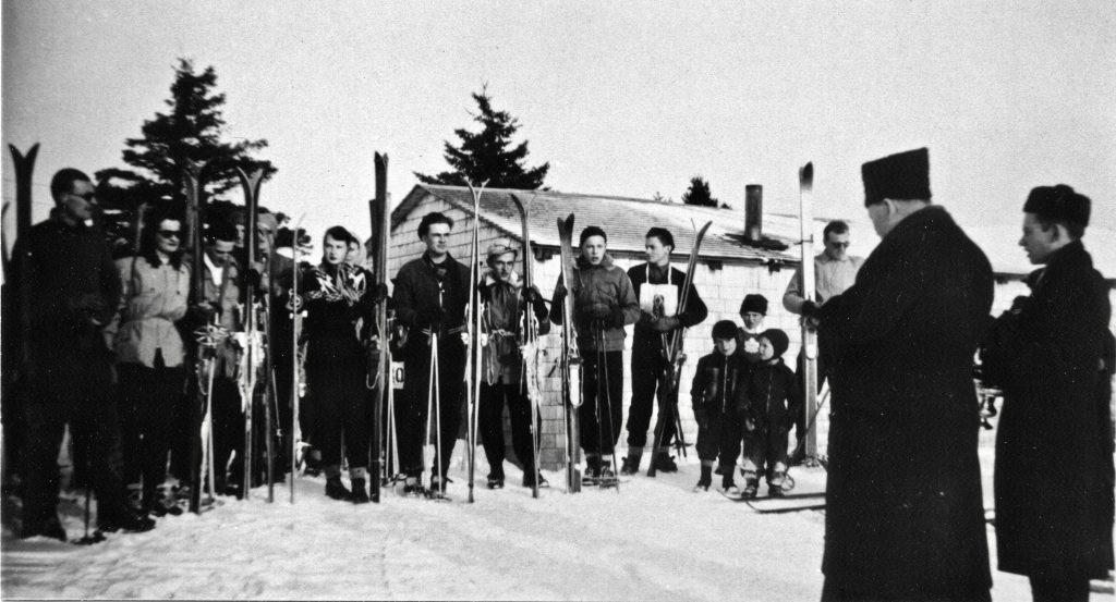 Petite histoire du ski à Rimouski