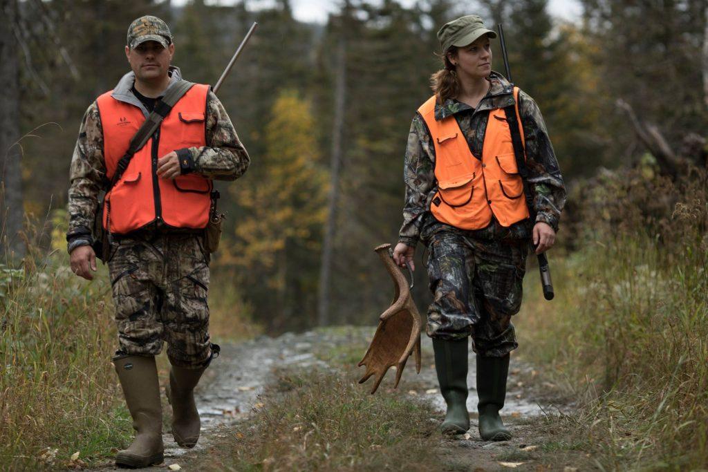 Les chasseurs d'orignaux profitent des Fêtes pour planifier leur saison 2021