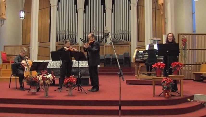 La célébration de Noël a permis de «sauver» la cathédrale