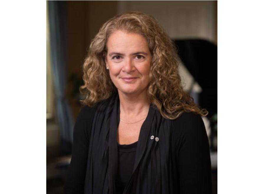 La gouverneure générale Julie Payette démissionne