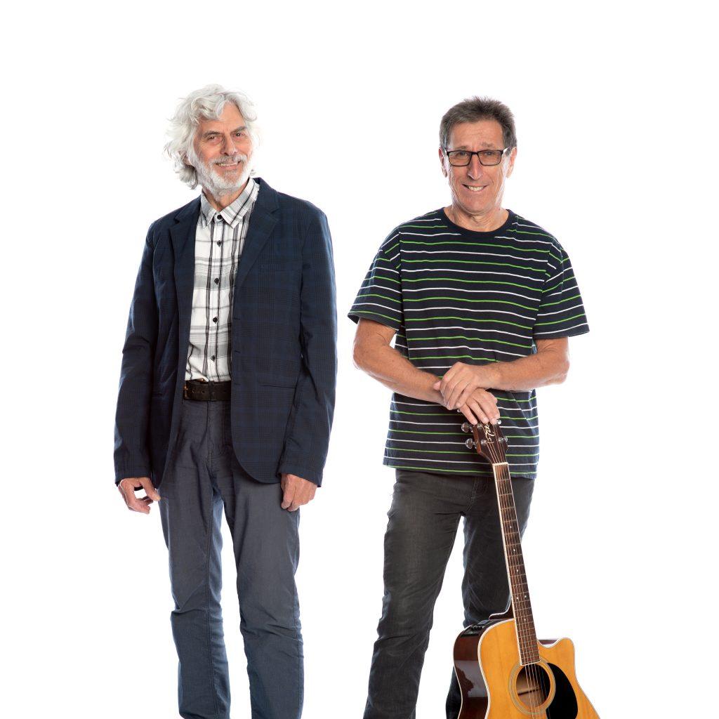 Deux artistes rimouskois lancent l'album l'autre