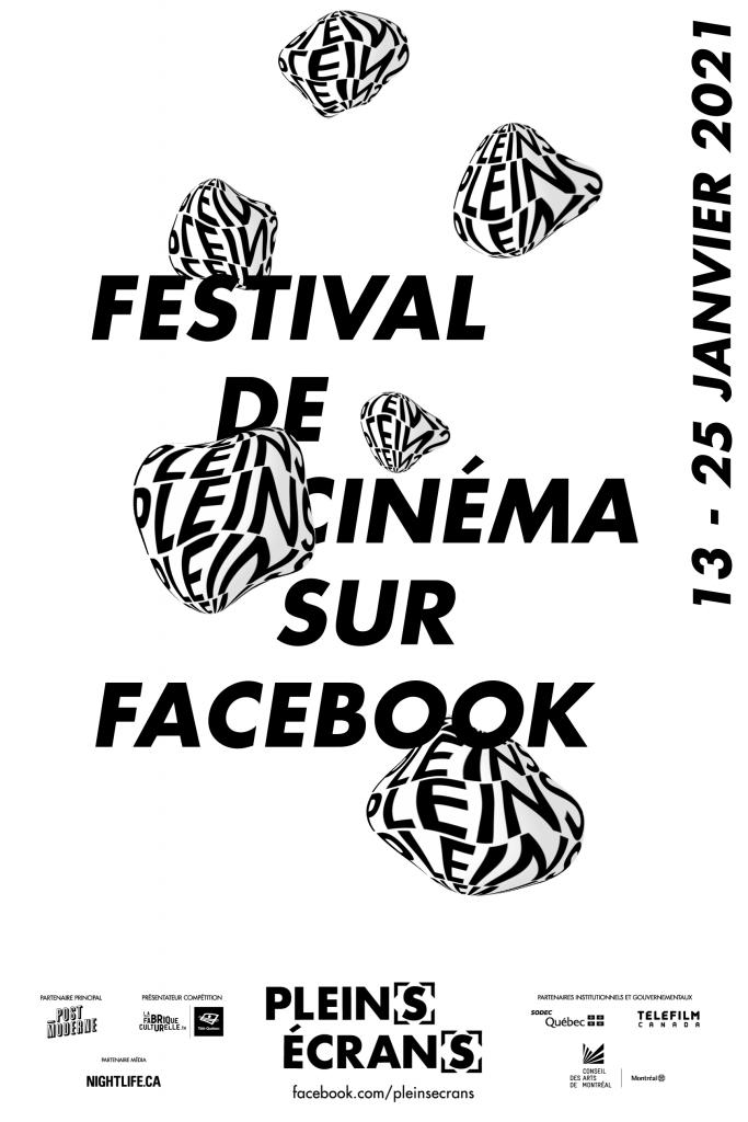 Le festival de cinéma Plein(s) Écran(s) débute ce mercredi sur Facebook