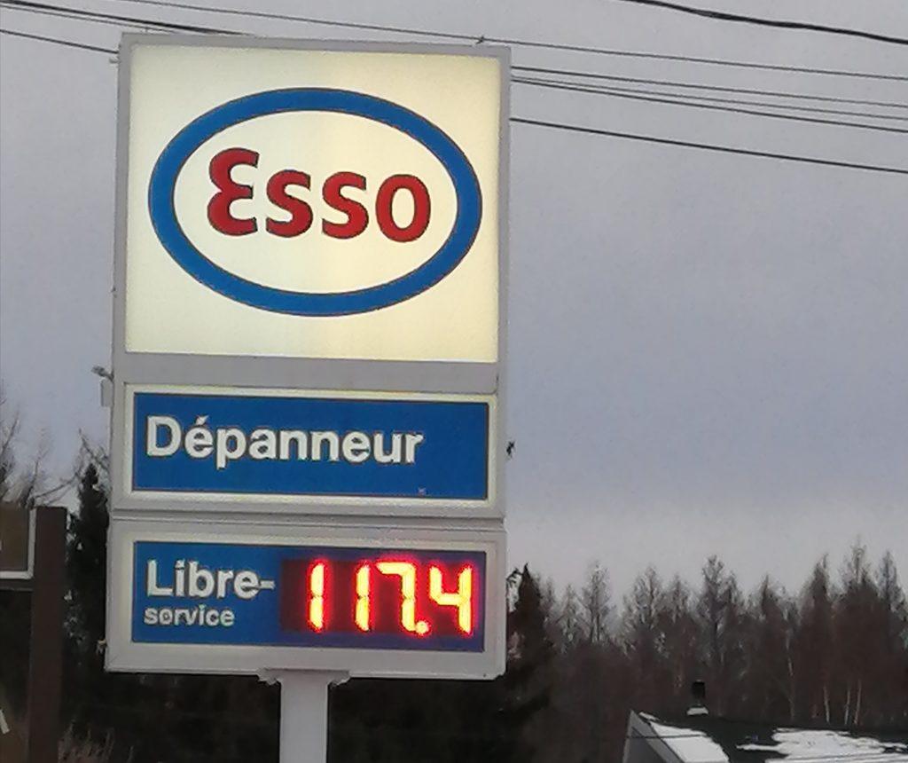 CAA-Québec estime que c'est toujours le moment de faire le plein au Bas-Saint-Laurent
