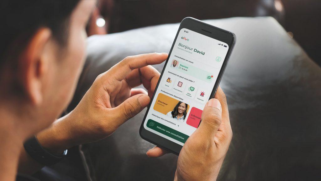 Une nouvelle application santé disponible au Québec