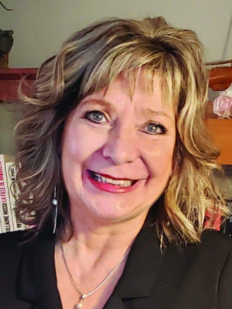 La Porte ouverte sur les mots vous présente  Suzanne Blanchard