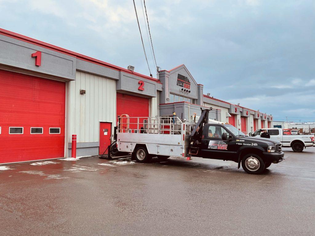 Centre du Camion Denis s'associe à une entreprise de Lanaudière