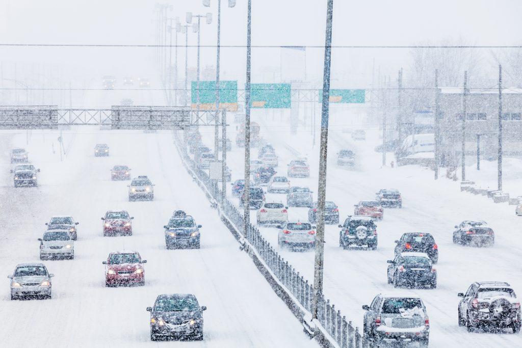 Adapter sa conduite à l'hiver