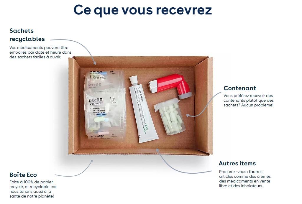 Télépharmacie : une entreprise québécoise se prépare à affronter Amazon