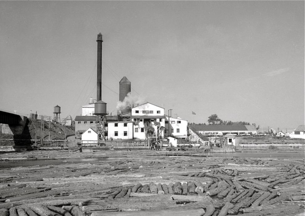 Petite histoire de la compagnie Price à Rimouski
