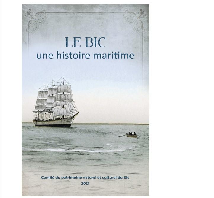 Le Bic affiche fièrement son visage maritime