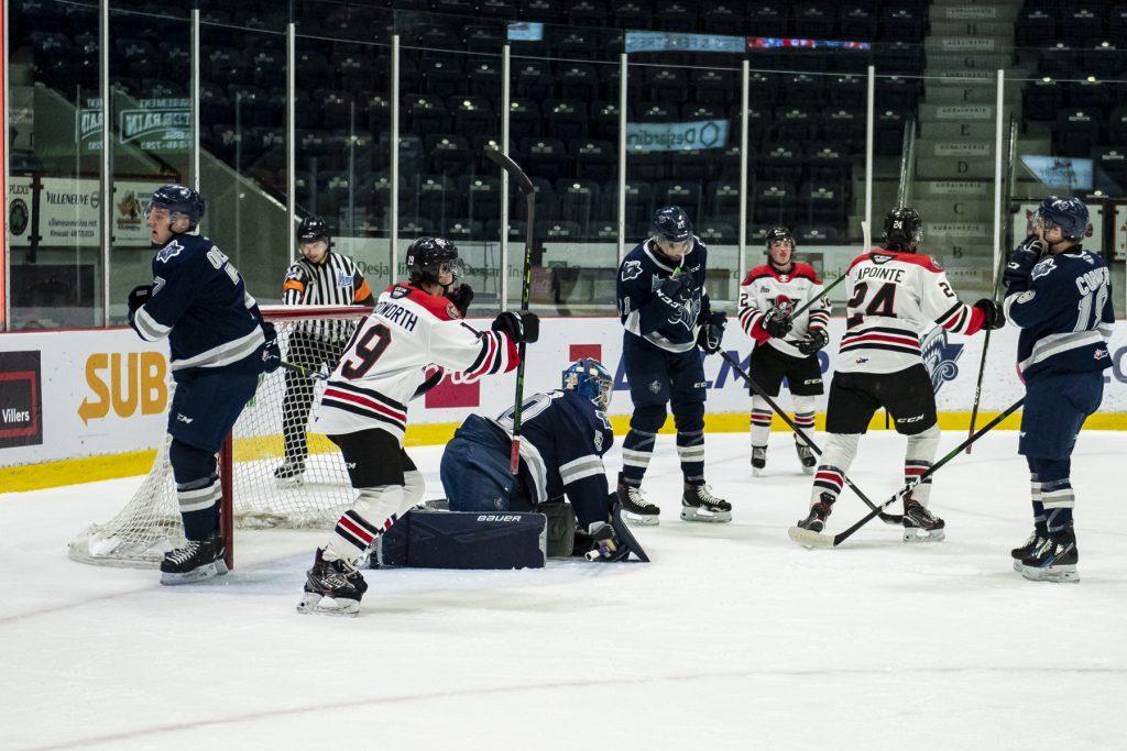 Pas facile le hockey de rattrapage