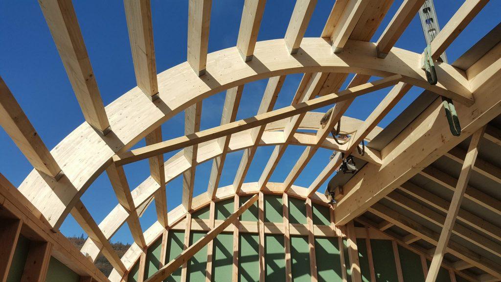 Projet de formation innovant pour la construction à ossature de bois