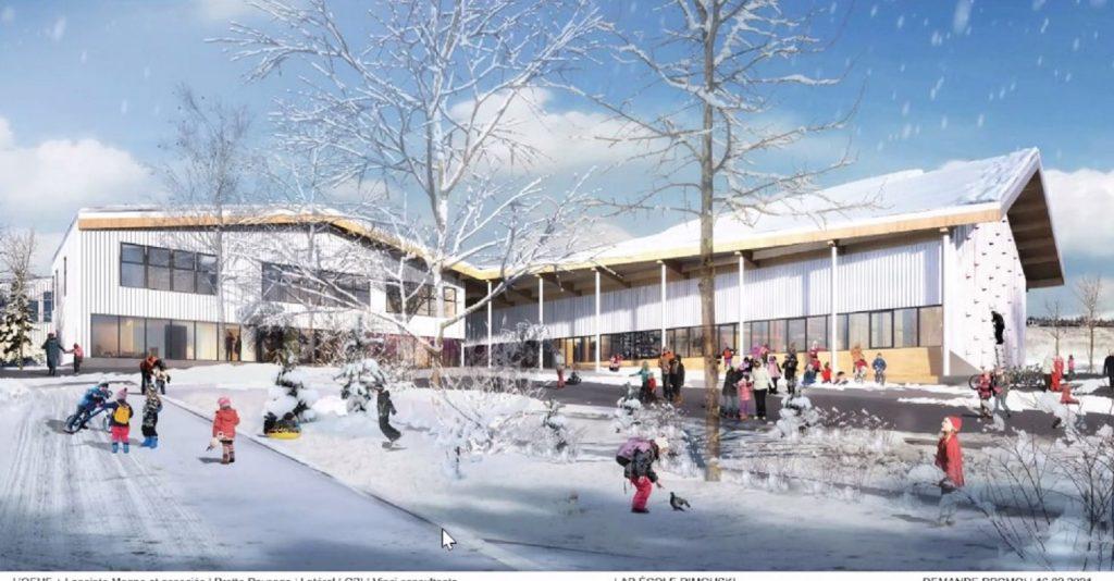 Le début de la construction du Lab-école de 27 M$ prévu cet été