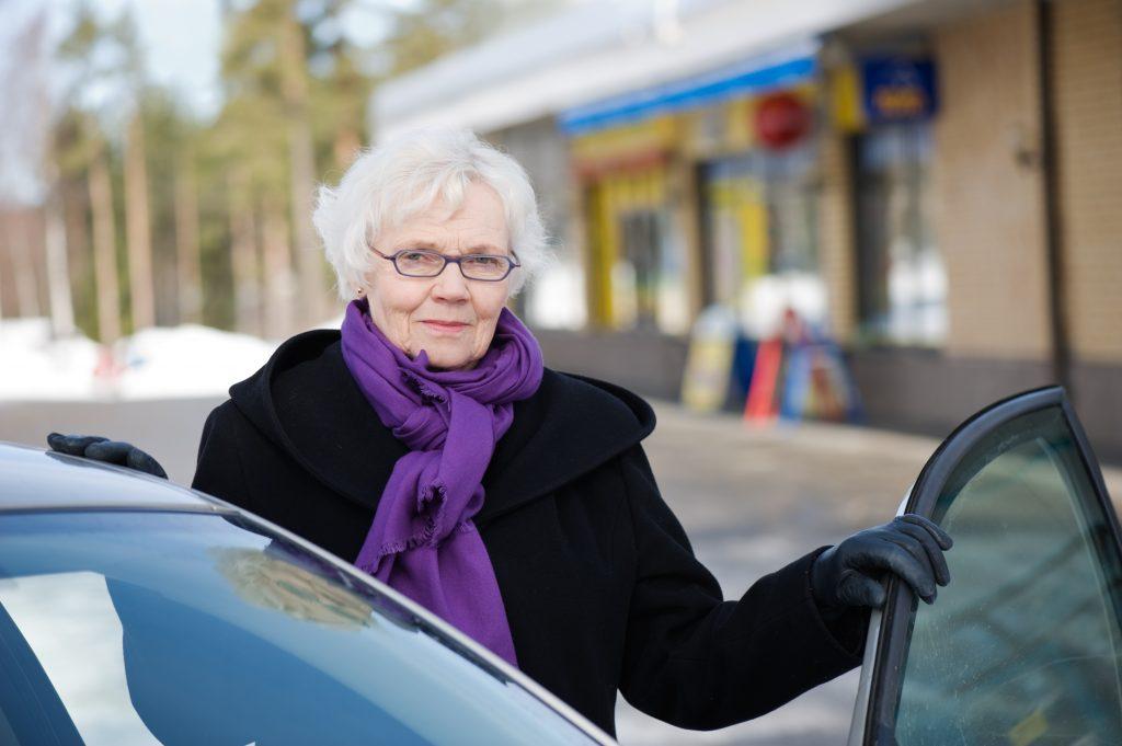 La santé des conducteurs aînés