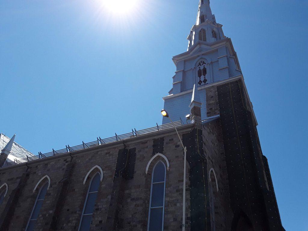 Actes de vandalisme sur la cathédrale : le dossier toujours ouvert