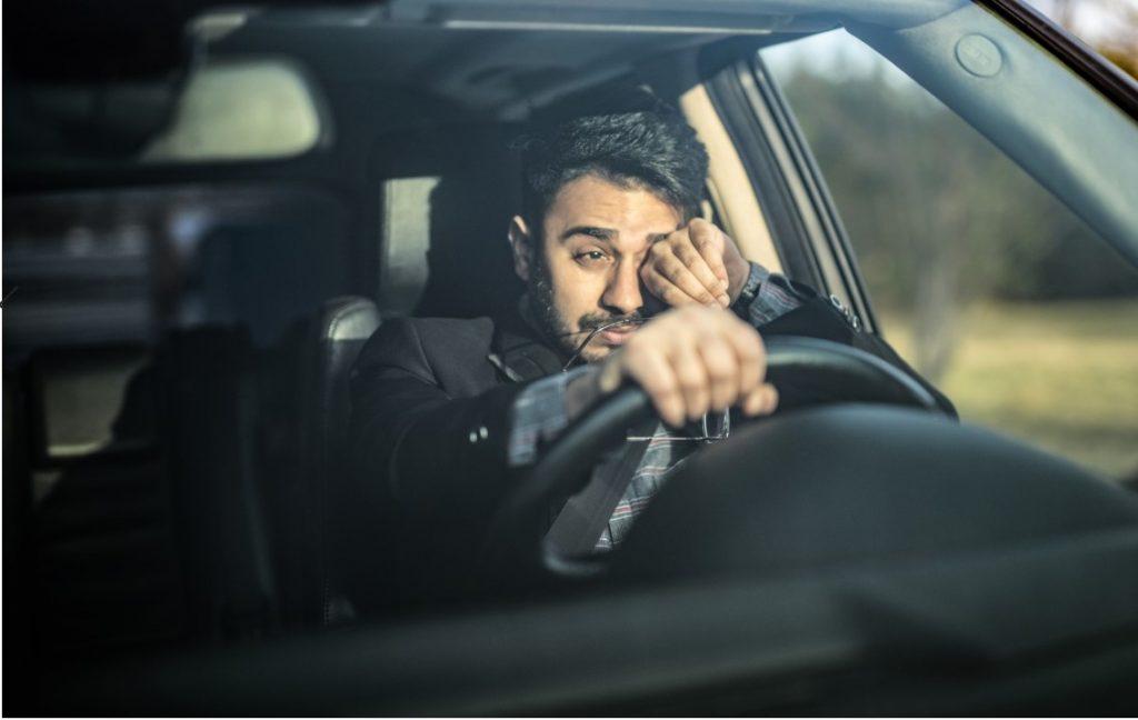 La fatigue au volant en cause dans 21% des accidents mortels