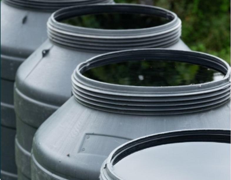 Rimouski offre des barils récupérateurs d'eau de pluie