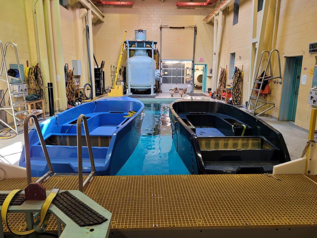 Innovation maritime obtient deux subventions pour poursuivre d'importants projets