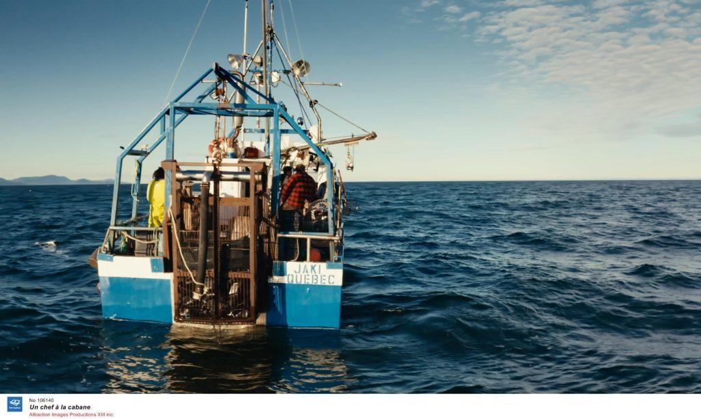 «Un chef à la cabane» prend la mer avec une entreprise écoresponsable d'ici : Chasse-Marée