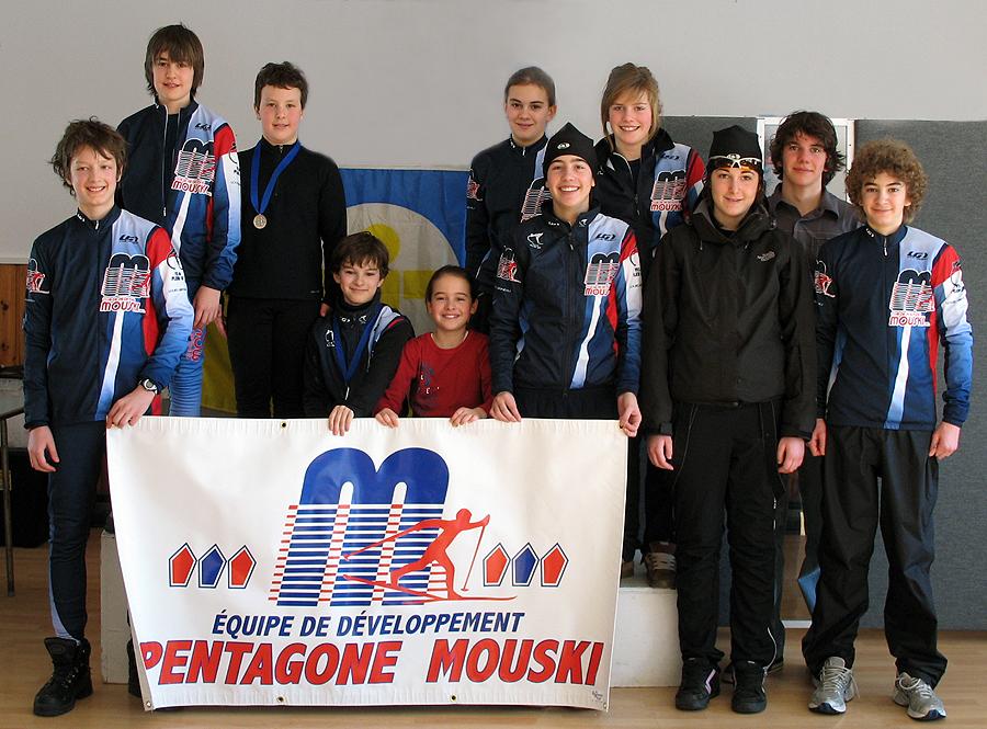 25 ans de succès pour l'école de ski Mouski Nordique