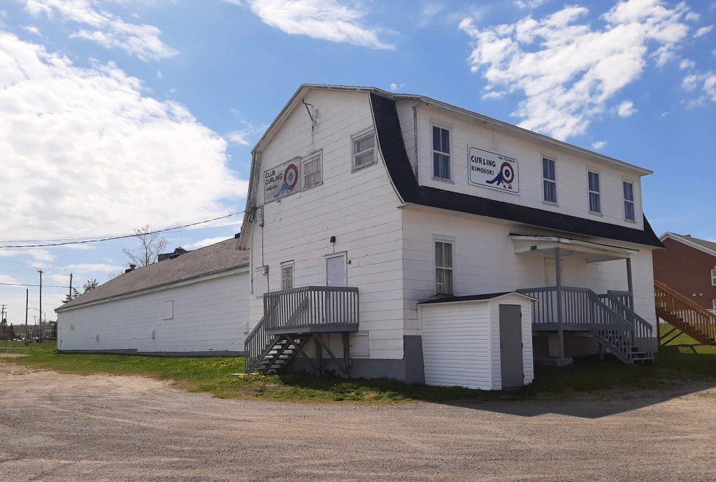 Une institution, le Club de curling de Rimouski
