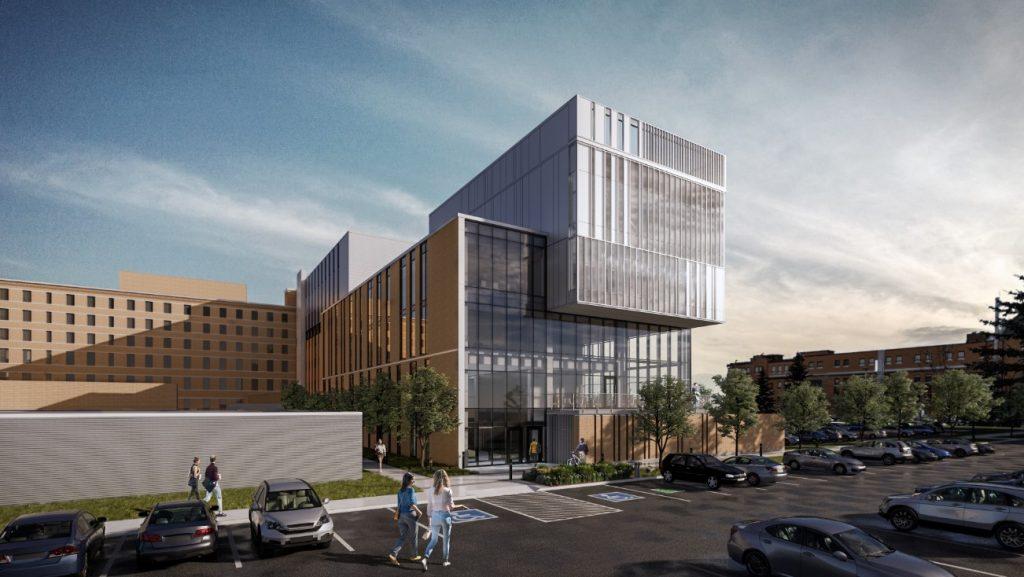 La construction du pavillon d'enseignement de la médecine débutera bientôt