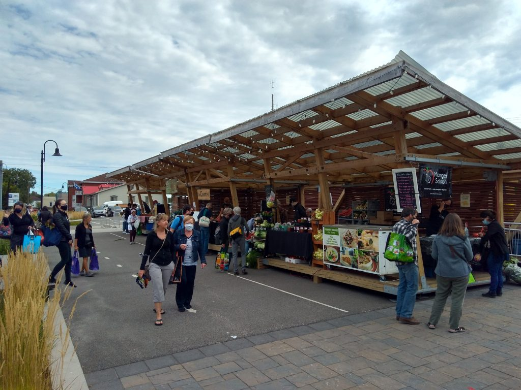 Les marchés publics du Bas-Saint-Laurent soulignent la créativité