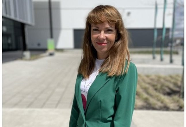 La candidate à la mairie Virginie Proulx lance son site Internet