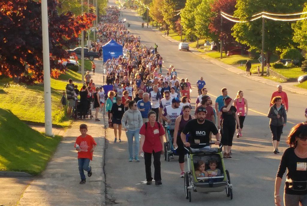 Une randonnée de l'Arrache-Cœur réinventée pour la santé
