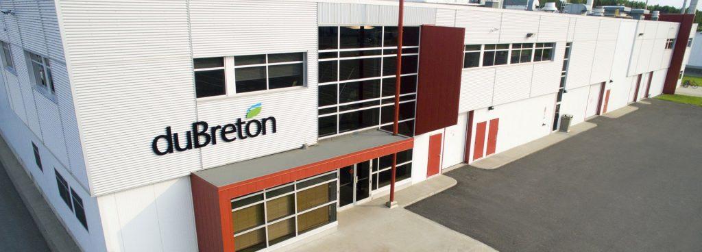 L'usine DeBreton de Rivière-du-Loup sera fermée pour 10 jours